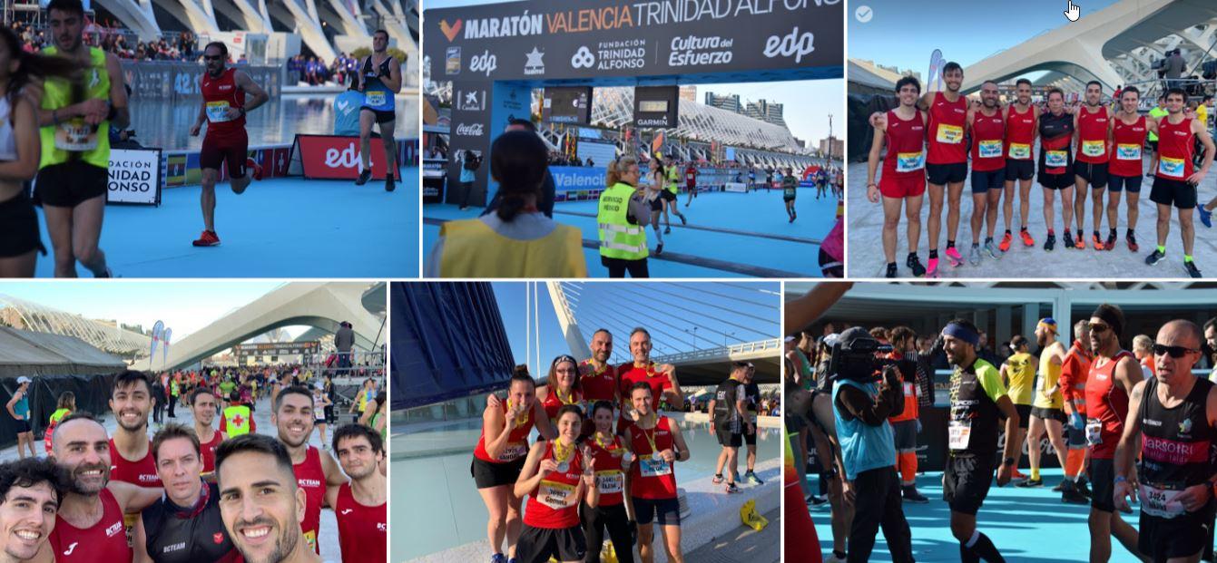 Maratón y 10km de Valencia